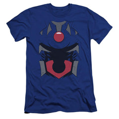 Jla Darkseid Costume Premium Adult Slim Fit T-Shirt