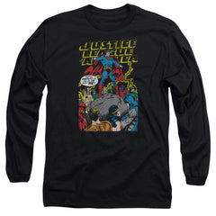 Jla Ultimate Scarifice Adult Long Sleeve T-Shirt
