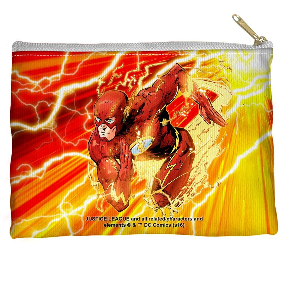Justice League - Lightning Dash Straight Bottom Pouch