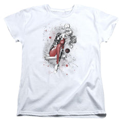 Jla - Harley Sketch Women's T-Shirt