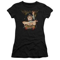 Justice League - Deflection Junior T-Shirt