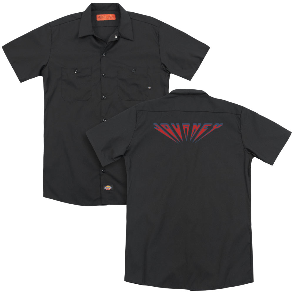 Journey Perspective Logo Adult Work Shirt