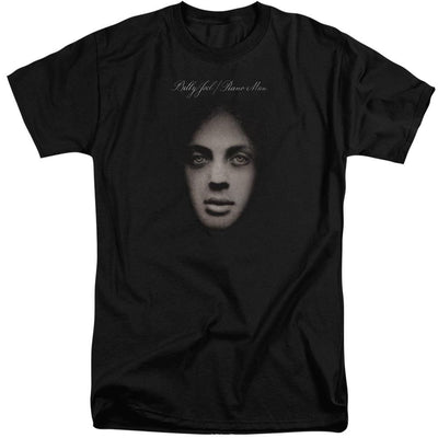 Billy Joel Piano Man Cover Men's Tall Fit T-Shirt