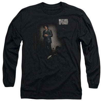 Billy Joel 52nd Street Men's Long Sleeve T-Shirt