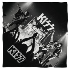 Kiss - Staged Bandana