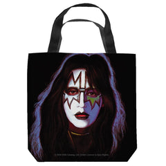 Kiss - Space Ace Tote Bag