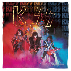 Kiss - Stage Lights Bandana