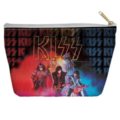 Kiss - Stage Lights Tapered Bottom Pouch