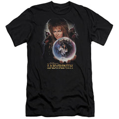 Labyrinth I Have A Gift Premium Adult Slim Fit T-Shirt