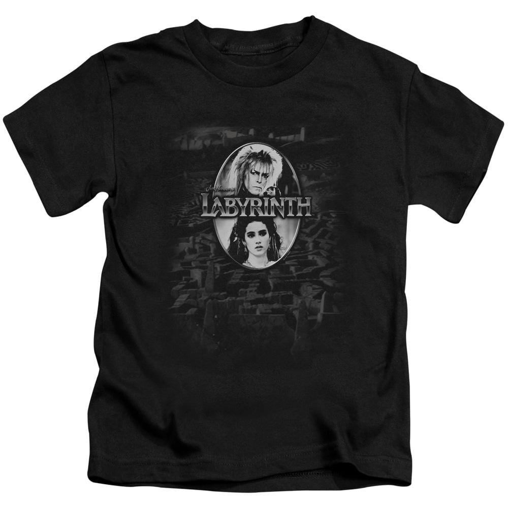 Labyrinth - Maze Kids T-Shirt