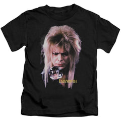 Labyrinth - Goblin King Kids T-Shirt