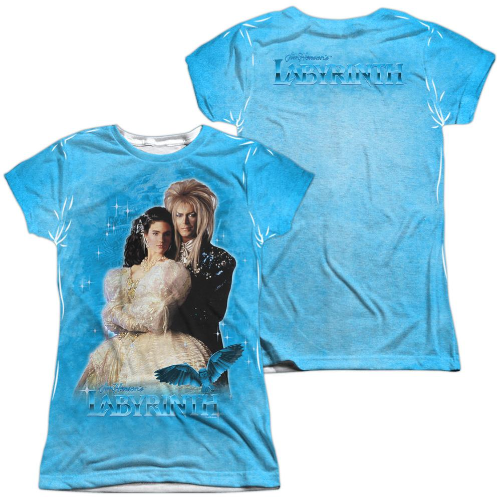 Labyrinth - A Dream Junior All Over Print 100% Poly T-Shirt