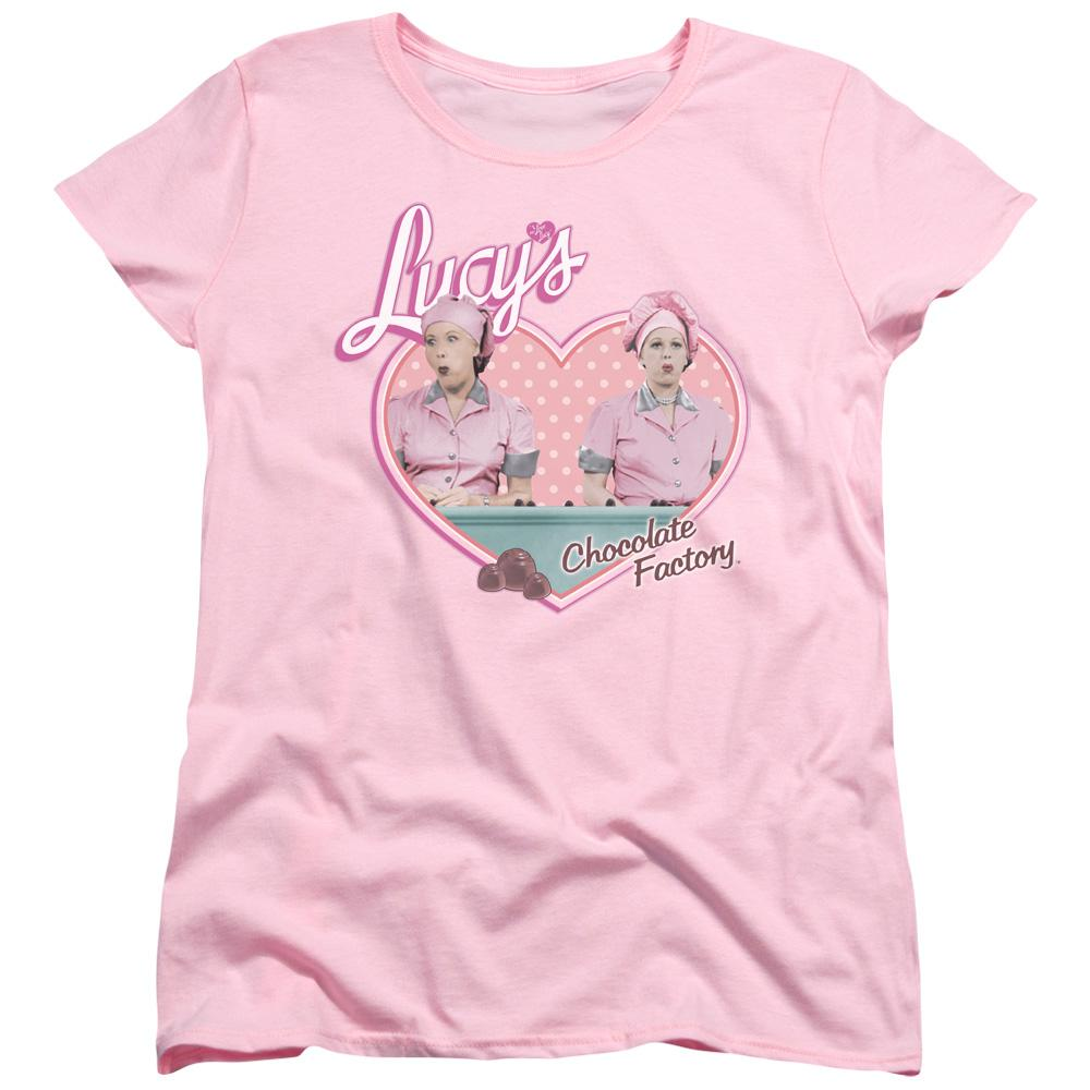 Lucy - Chocolate Factory Women's T-Shirt