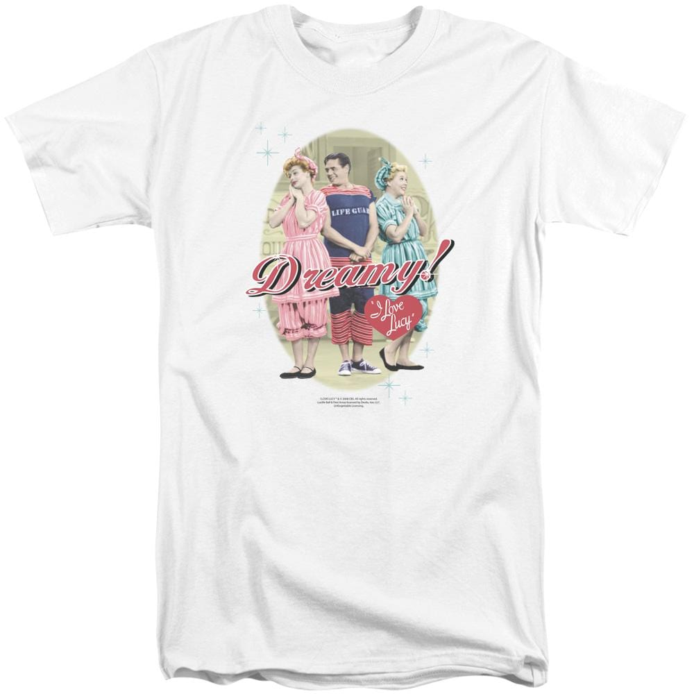 Lucy - Dreamy! Adult Tall Fit T-Shirt