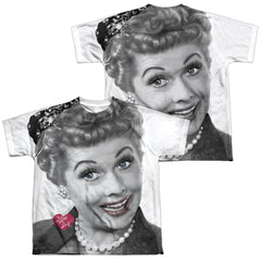 Lucy - Timeless Youth All Over Print 100% Poly T-Shirt