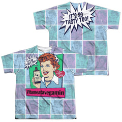 Lucy - All Over Vita Comic Youth All Over Print 100% Poly T-Shirt