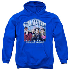I Love Lucy - Golden Opportunity Adult Pull-Over Hoodie