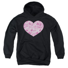 I Love Lucy - Many Moods Logo Youth Hoodie