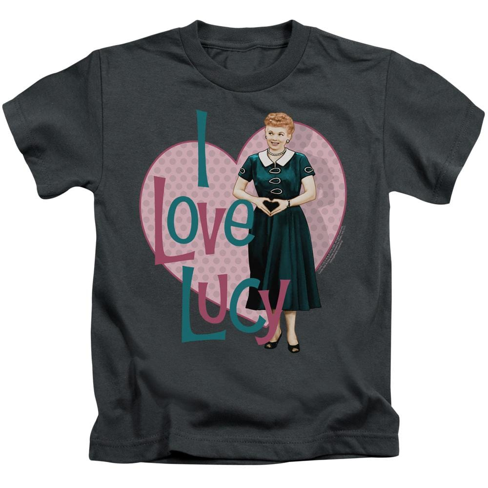 I Love Lucy - Heart You Kids T-Shirt