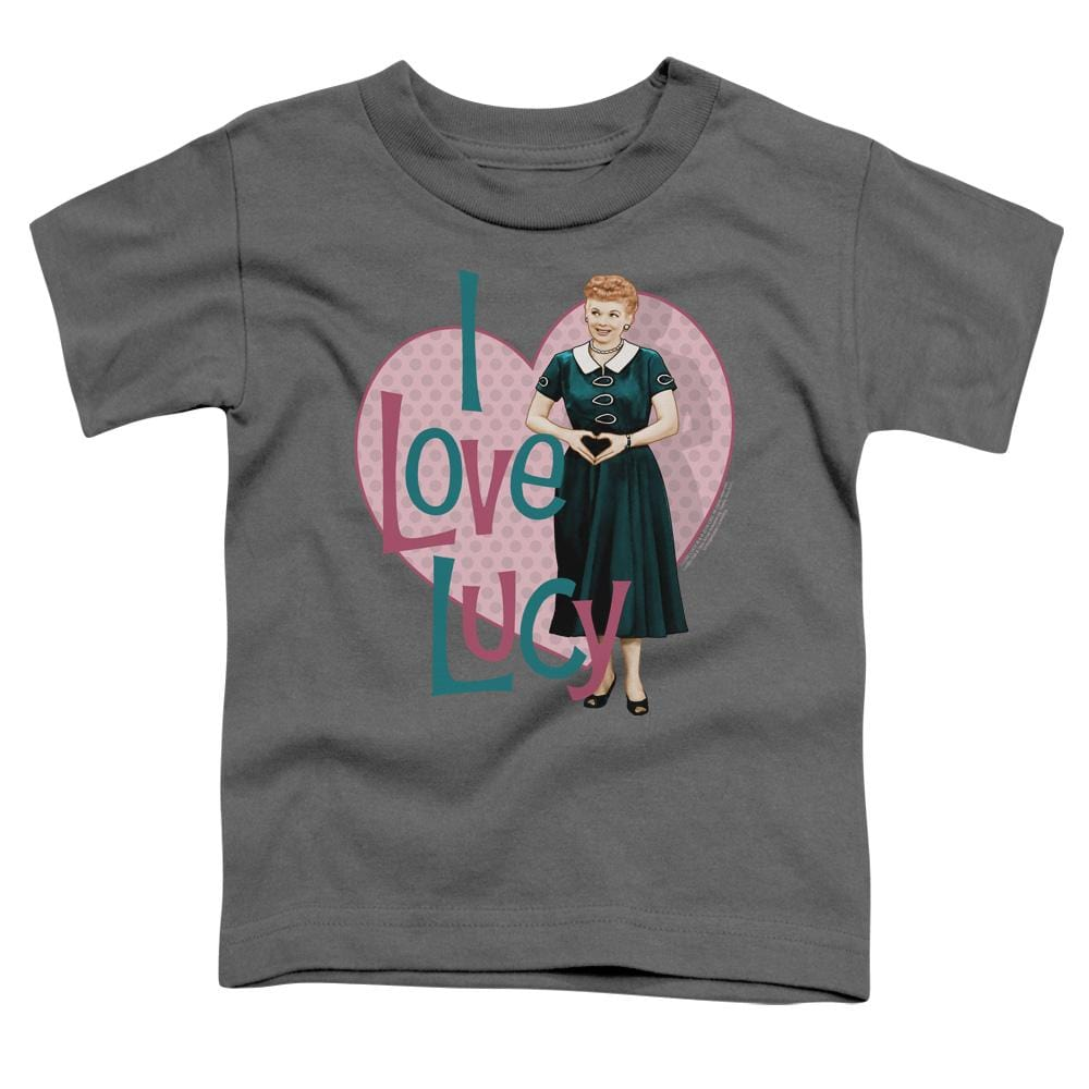 I Love Lucy - Heart You Toddler T-Shirt