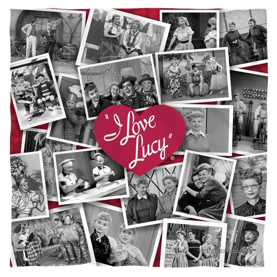 I Love Lucy - Time After Time Bandana