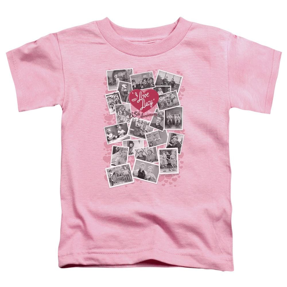 I Love Lucy - 65th Anniversary Toddler T-Shirt