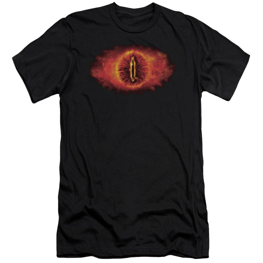 Lor Eye Of Sauron Premium Adult Slim Fit T-Shirt