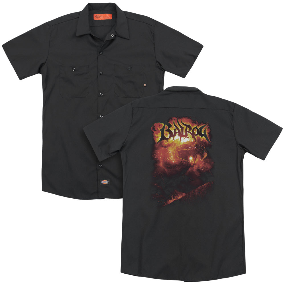 Lor Balrog Adult Work Shirt
