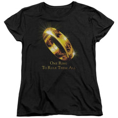Lor - One Ring Women's T-Shirt