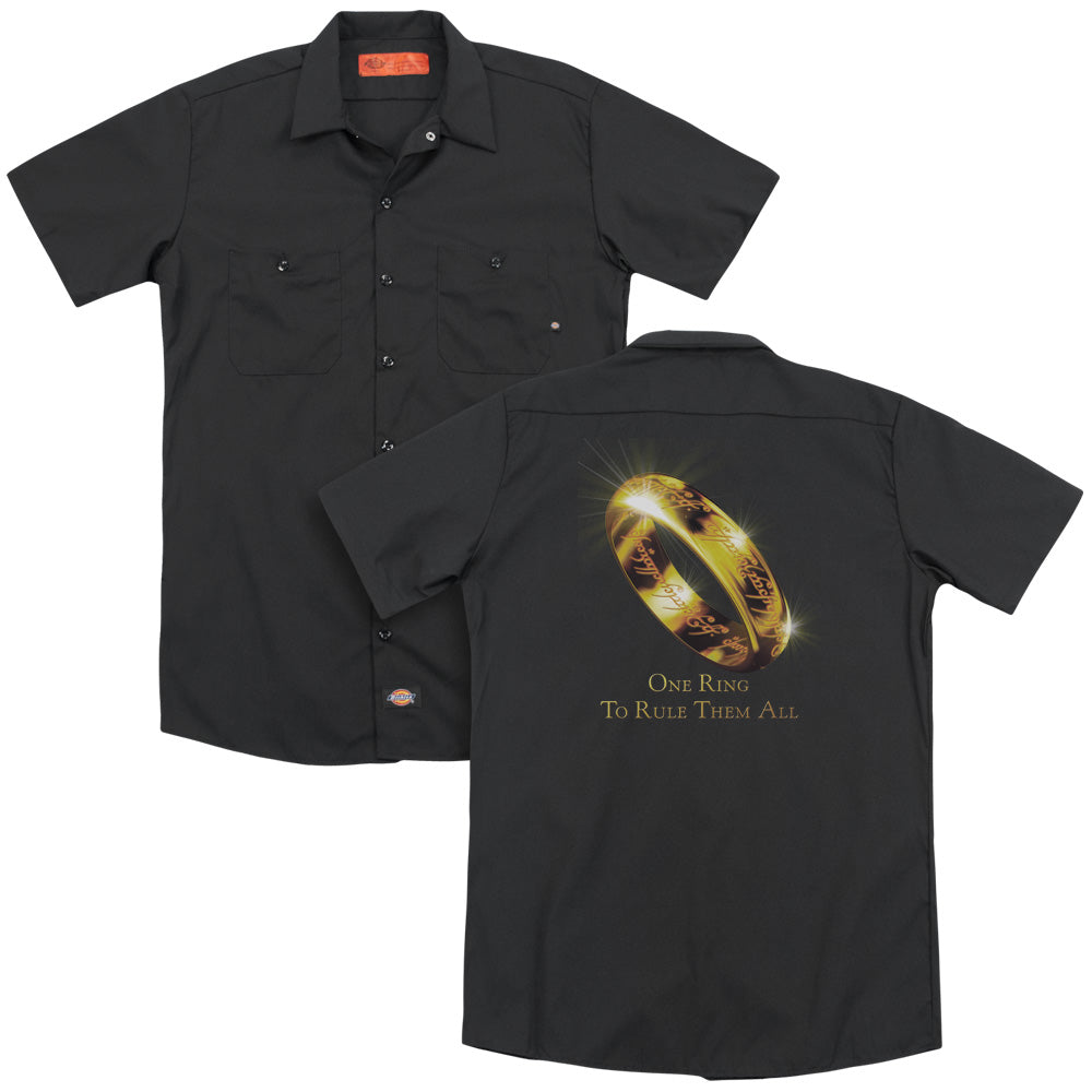 Lor One Ring Adult Work Shirt