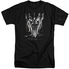 Lor Big Sauron Head Adult Tri-Blend T-Shirt