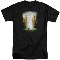 Lor Kings Of Old Adult Tri-Blend T-Shirt