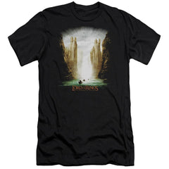 Lor Kings Of Old Premium Adult Slim Fit T-Shirt