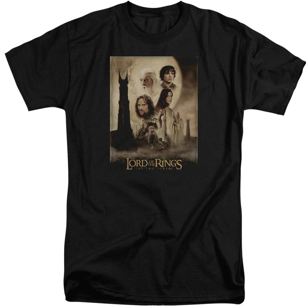 Lor Tt Poster Adult Tall Fit T-Shirt