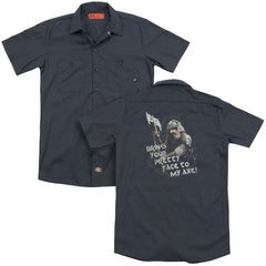 Lor Pretty Face Adult Work Shirt