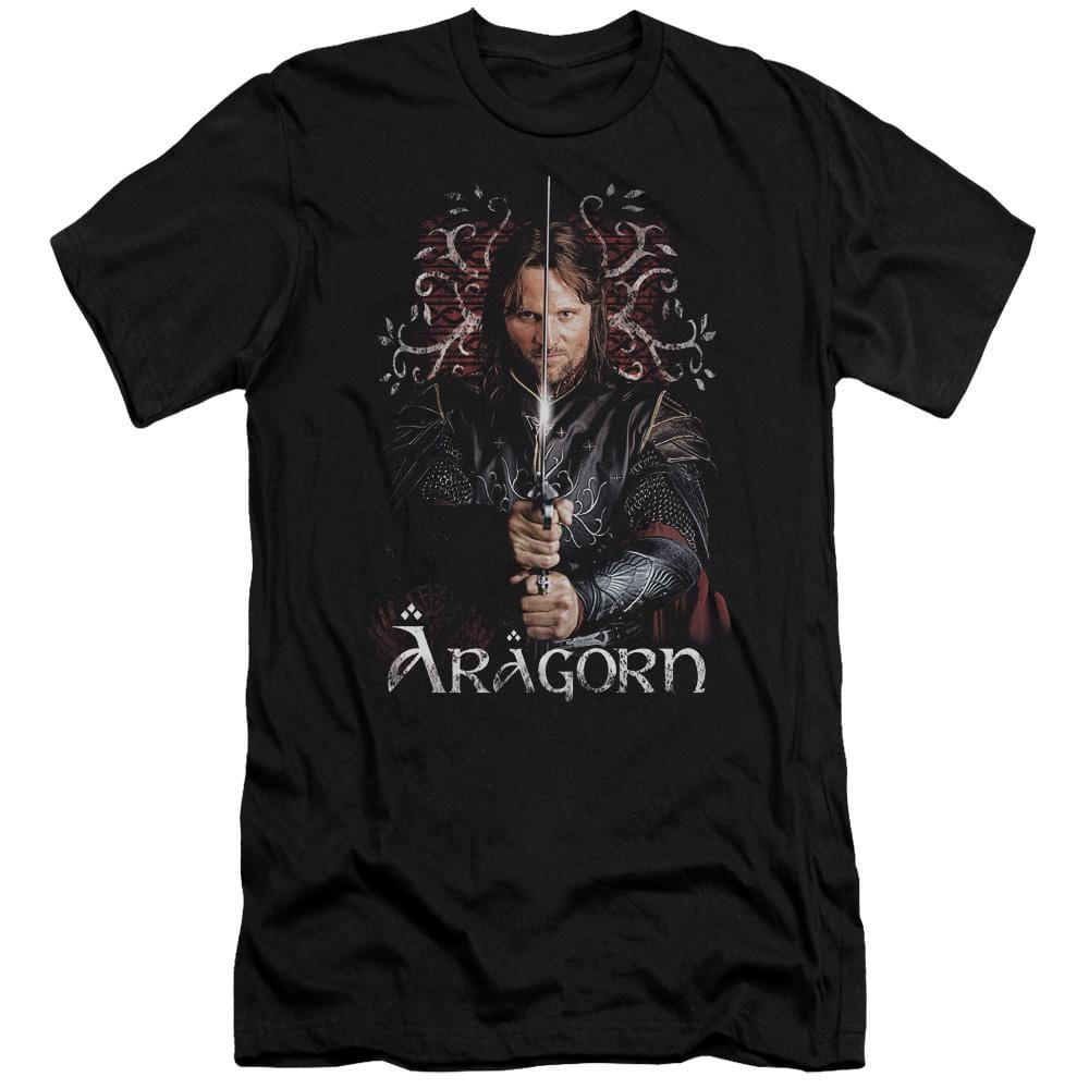 Lor Aragorn Premium Adult Slim Fit T-Shirt