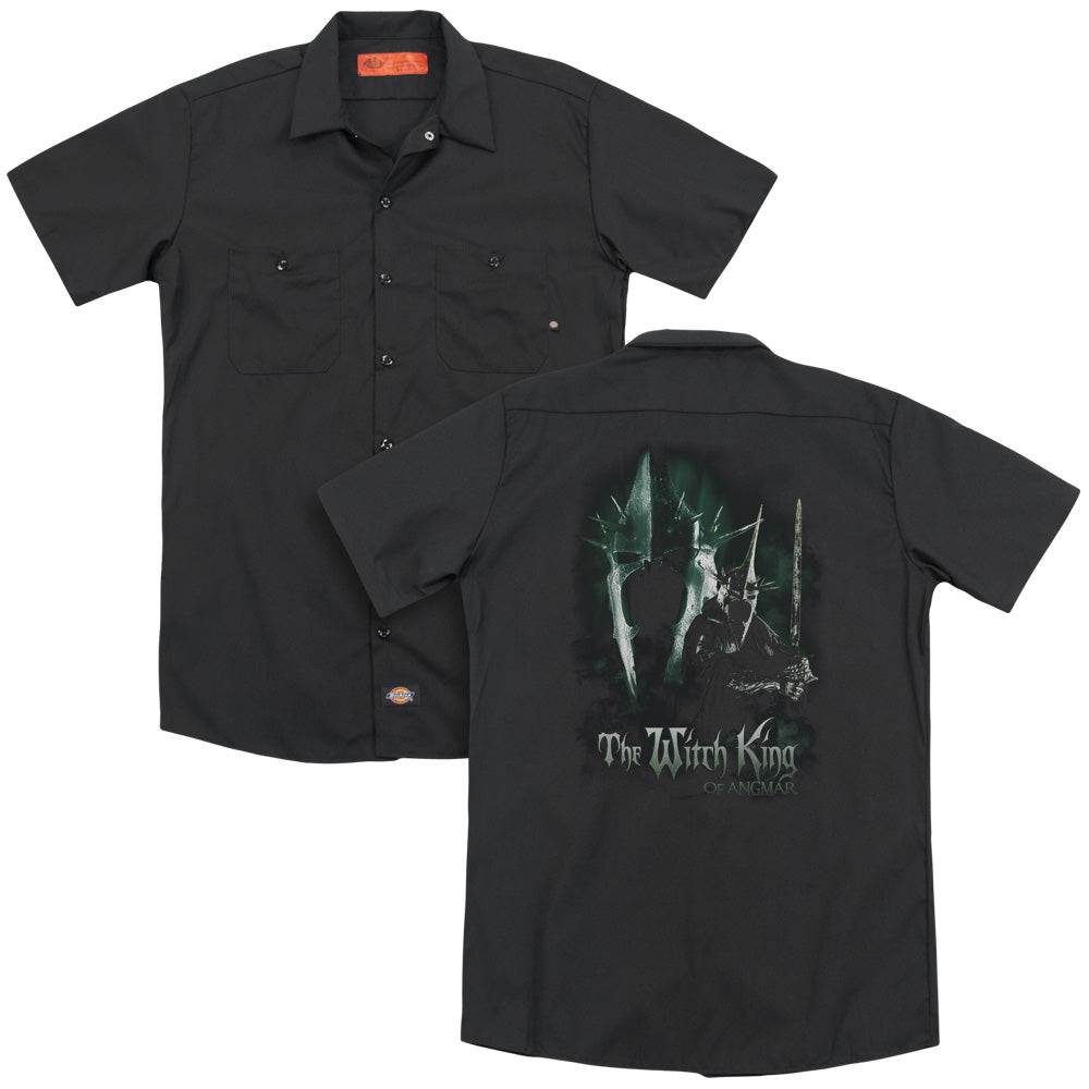 Lor Witch King Adult Work Shirt