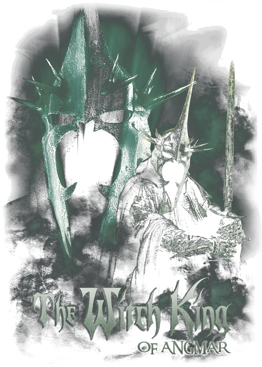 Lord Of The Rings Witch King Men S Tank Sons Of Gotham