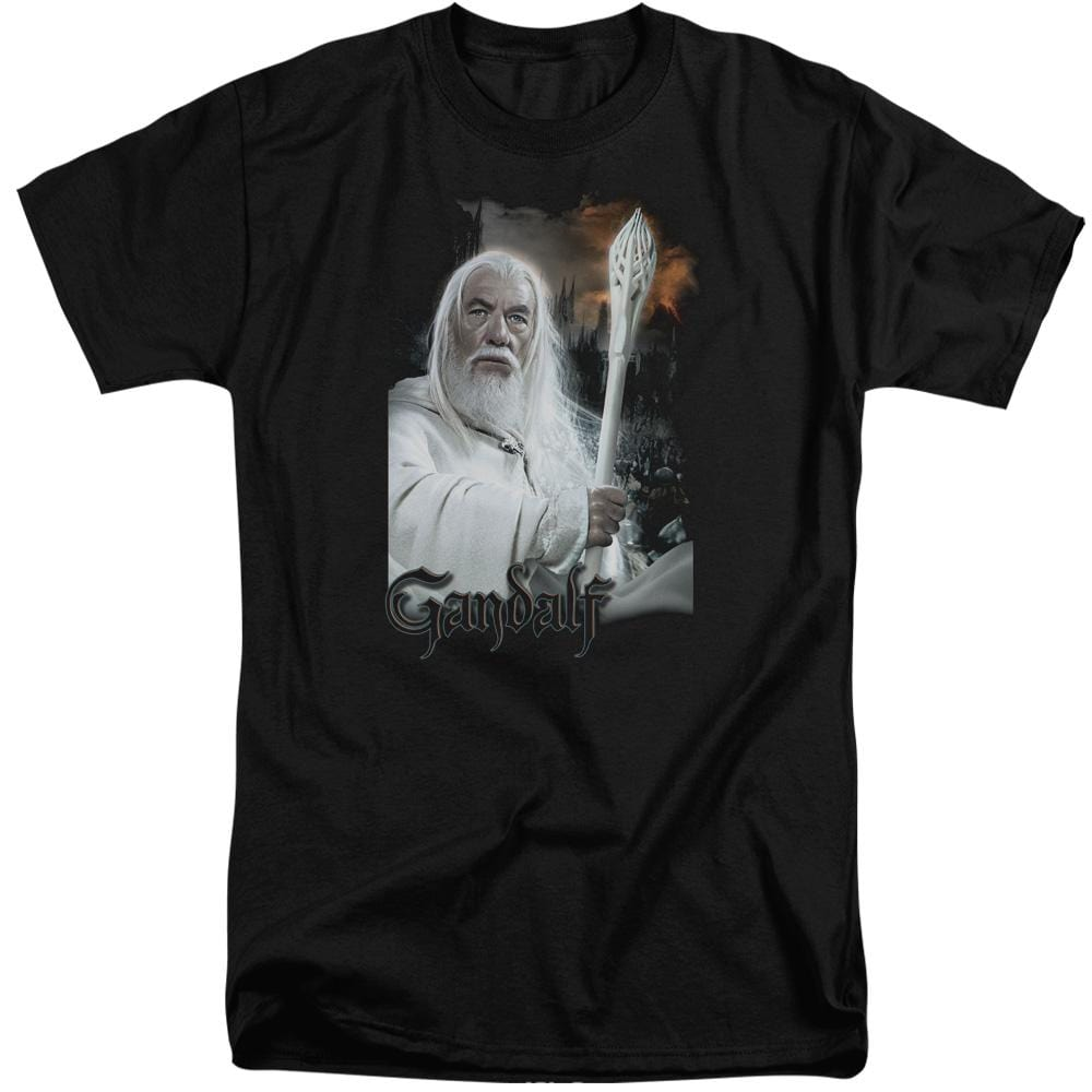 Lor Gandalf Adult Tall Fit T-Shirt