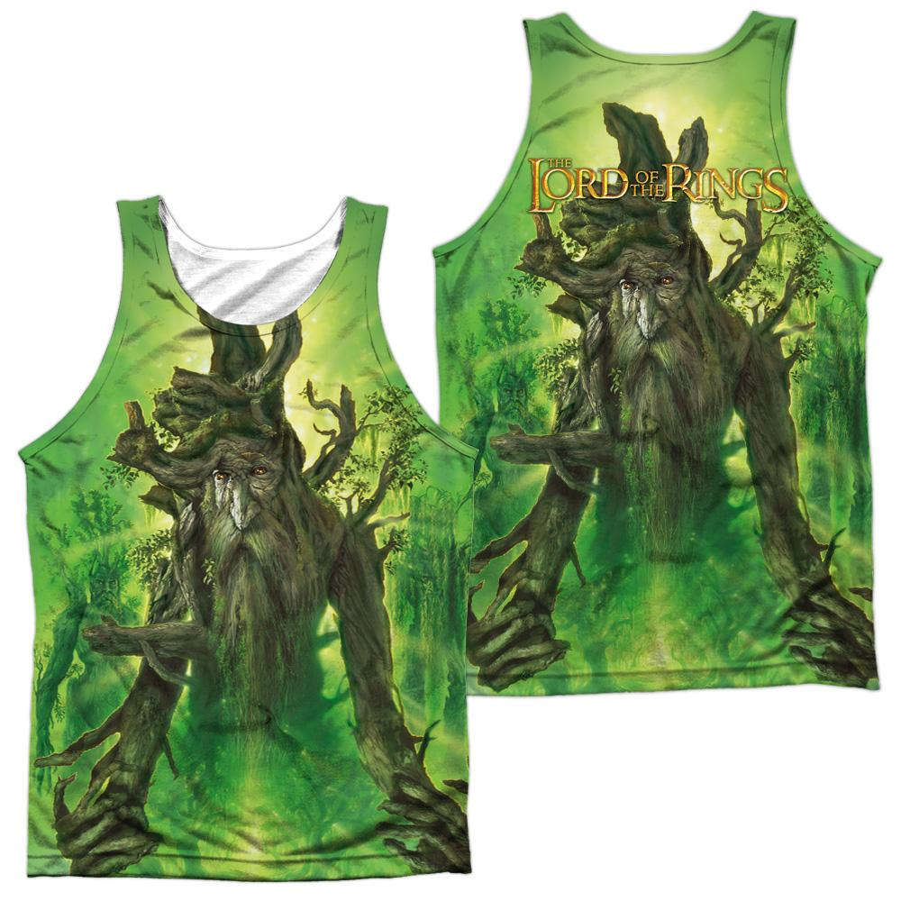 Lor - Treebeard Adult Tank Top