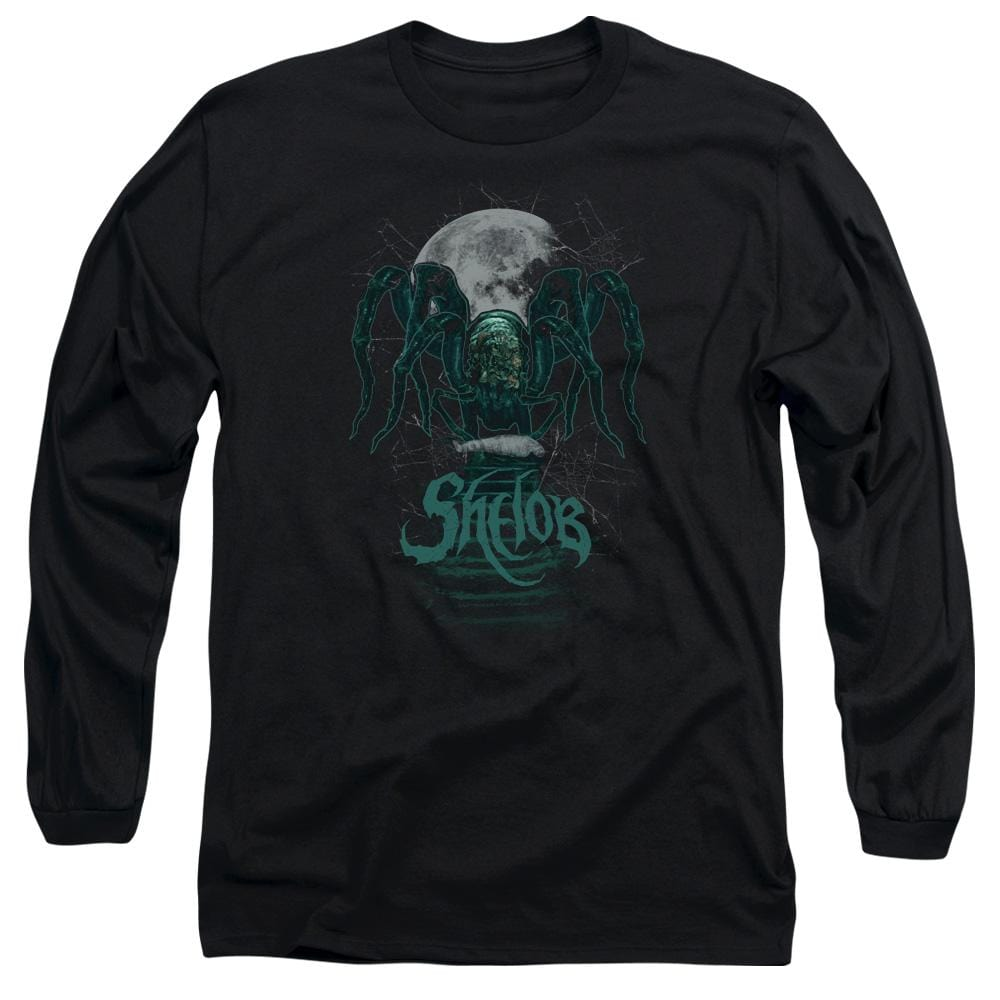 Lord Of The Rings Shelob Adult Long Sleeve T-Shirt