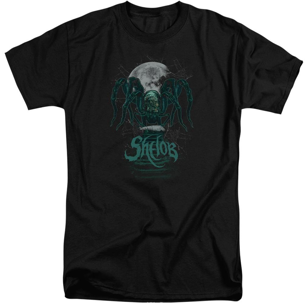Lord Of The Rings Shelob Adult Tri-Blend T-Shirt