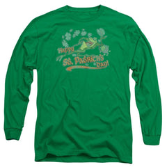 Looney Tunes Michigan J Adult Long Sleeve T-Shirt