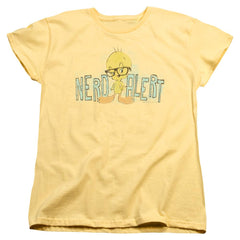 Looney Tunes Nerd Alert Women's T-Shirt