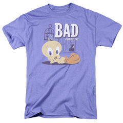 Looney Tunes Bad Puddy Tat Adult Regular Fit T-Shirt