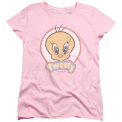 Looney Tunes Retro Tweety Women's T-Shirt