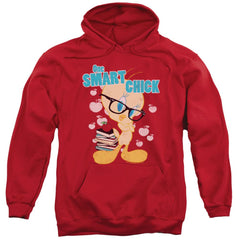 Looney Tunes One Smart Chick Adult Pull-Over Hoodie