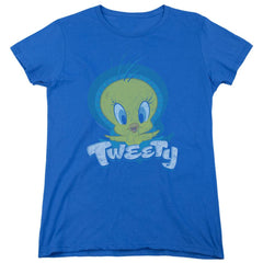 Looney Tunes Tweety Swirl Women's T-Shirt