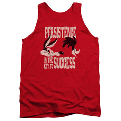 Looney Tunes Persistence Adult Tank Top