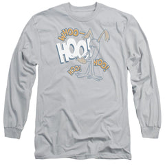 Looney Tunes Daffy Laugh Adult Long Sleeve T-Shirt